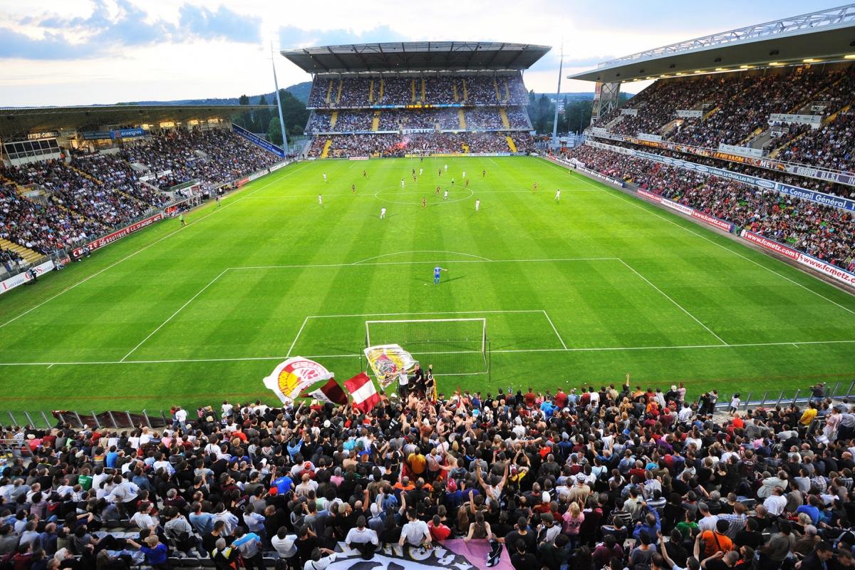 """Résultat de recherche d'images pour """"Stade Saint-Symphorien"""""""