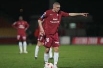 Ligue 2, 28ème journée  : Laurent Agouazi au coup-franc