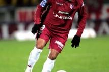 Ligue 2, 27ème journée  : Wilmer Aguirre en action
