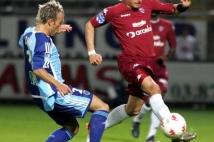 Ligue 2, 34ème journée  : Daniel Gygax échappe à Maxime Baca