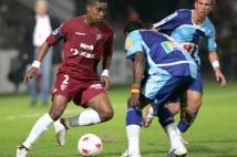 Ligue 2, 34ème journée  : Franck Béria défie la défense du HAC