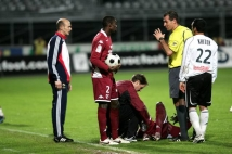 Ligue 2, 31ème journée  : Jacques Muller aux petits soins