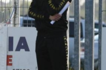 Finale Walygator Tour 2009  : Christophe WALTER coach de l\'équipe Walygator Team