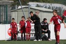 Tournoi Sport2000 Cup U10  : Christophe WALTER coach des U10 du FC METZ