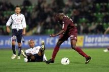 7ème journée de Ligue 2, Metz 0-0 Dijon  : La puissance de Momar N\'Diaye