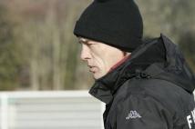 Séance d'entraînement reprise  : Yvon Pouliquen