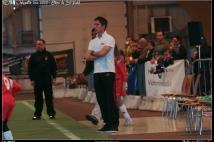 FC Metz Walygator Tour 2010 Etape de St-Avold  : Christophe WALTER coach de la \