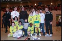 FC Metz Walygator Tour 2010 Etape de Kehlen  : FC SCHËFFLENG 95 vainqueurs avec Mario MUTSCH et Denis SCHAEFFER