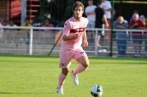 Amical : Dijon - Metz  : Romain Brégerie