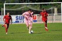 Amical : Dijon - Metz  : Olivier Cassan