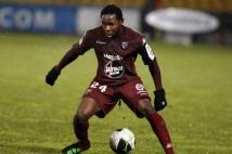 Ligue 2, Metz - Ajaccio  : Adama Tamboura