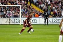 Metz - Nîmes, 37ème journée de Ligue 2  : Romain Bregerie