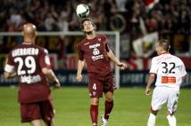 Metz - Nîmes, 37ème journée de Ligue 2  : Romain Brégerie