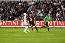 Metz - Nîmes, 37ème journée de Ligue 2  : Kevin Diaz