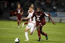 Metz - Nîmes, 37ème journée de Ligue 2  : Adama Tamboura