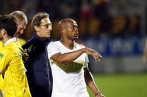 Metz - Nantes, 8e journée de Ligue 2  : Sylvain Wiltord a marqué son retour à Saint-Symphorien par un but.