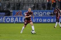 Metz - Istres, 9e journée de Ligue 2  : Ludovic Guerriero