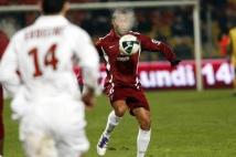 Metz - Sedan, 21e journée de Ligue 2  : Il faisait froid, vendredi, David Fleurival peut en témoigner!