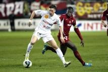 Amiens SC - FC Metz, 31° journée de Ligue 2   : Kalidou Koulibaly était le capitaine du soir.