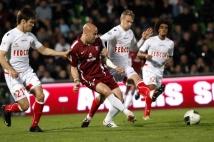 Metz- Monaco, 32° journée de L2  : Ludovic Guerriero, capitaine courage.