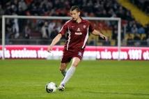 Metz-Angers, 34° journée de Ligue 2  : Stéphane Besle est à la relance.