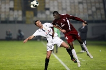 Metz-Angers, 34° journée de Ligue 2  : Kwame NSor en extension, à l\'oblique !