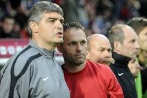 Metz-Tours, 38° journée de Ligue 2  : José Pinot et Christophe Marichez sur le banc messin