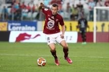 Metz - Niort, 4° journée  : Thibaut Bourgeois, titularisé depuis deux matches sur le côté droit