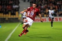 Metz - Angers, 12° journée  : Nicolas Fauvergue ne relâche pas ses efforts malgré la déception
