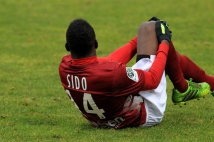Metz - Clermont, 25° journée  : Fadil Sido blessé au genou après son entrée en jeu