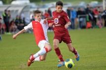 Jeff Strasser Cup  : Les jeunes Messins ont terminé à la 4ème place de l\'édition 2014 de la Jeff Strasser Cup. Bravo !