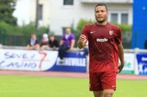 Amnéville-Metz, match amical   : Juan Manuel Falcon