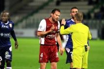 Metz - Evian, 27ème journée de Ligue 1  : Sylvain Marchal