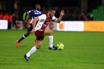 Metz - Evian, 27ème journée de Ligue 1  : Juan Manuel Falcon