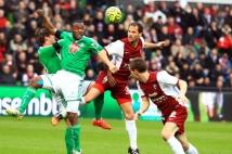 Metz - Saint-Etienne, 29ème journée de Ligue 1  : Sylvain Marchal