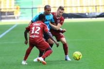 Metz - Dudelange, les photos du match