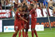 Les photos du match face à Orléans