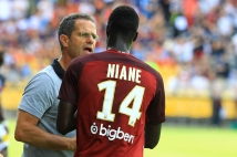 FC Metz - Crystal Palace, les photos