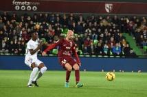 Metz - Paris FC, l'album photo