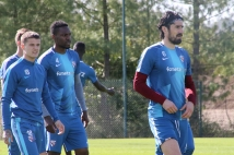L'entraînement du 17 avril en photos