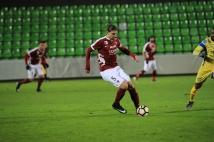 FC Metz - SAS Epinal, le match amical