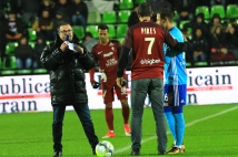 Metz - Marseille, les photos du match