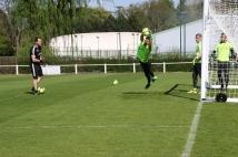 L'entraînement du 19 avril en photos