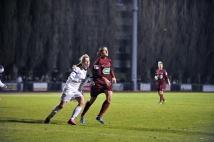 CDF Féminine : Sarrebourg - Metz en photos
