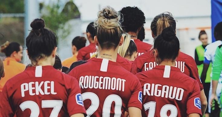 Calendrier Foot Feminin D1.D1 Feminine Le Groupe Pour Metz Reims Football Club De