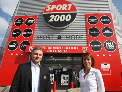 Boutique Officielle chez Sport 2000 Augny | Football Club de
