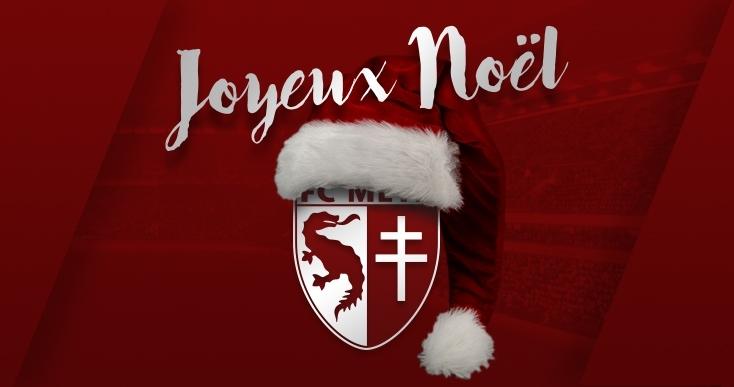 Joyeux Noel Football Club De Metz Infos Fc Metz